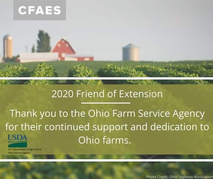 FSA 2020 Friend of Extension